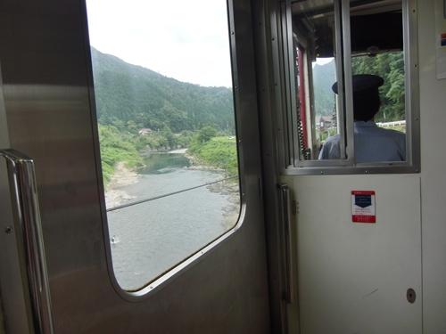 渓谷 長良川