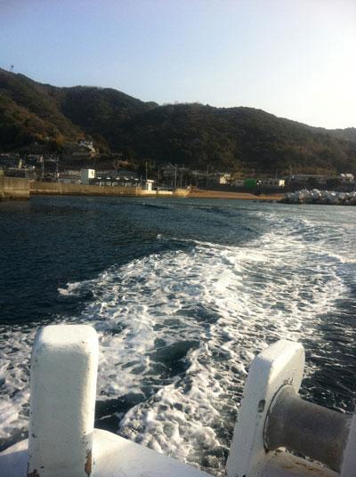 出港 上野渡船
