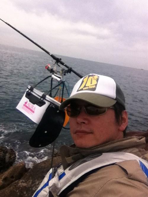 おき釣り師