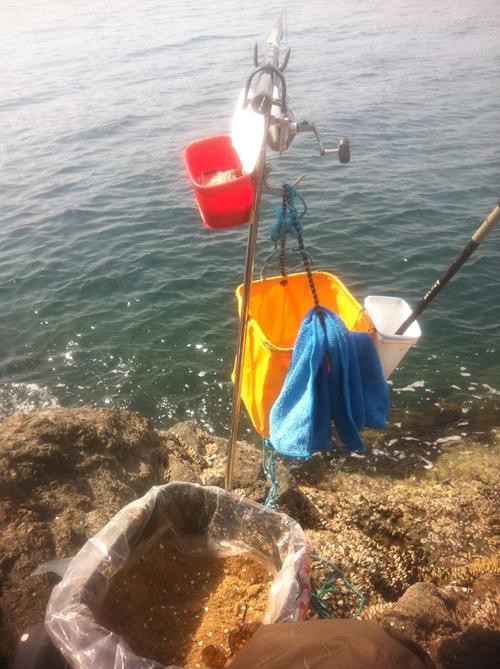 湯浅で紀州釣り