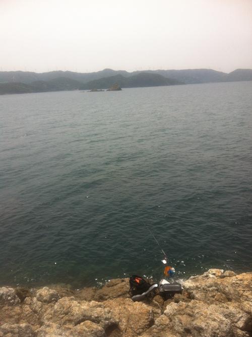 湯浅の磯 キリザキ