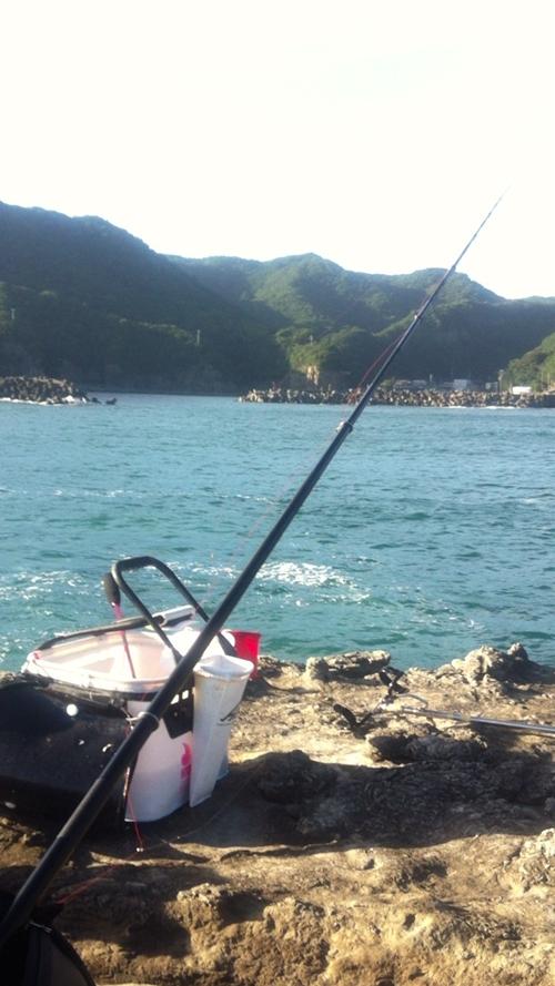 入口大島の船着き
