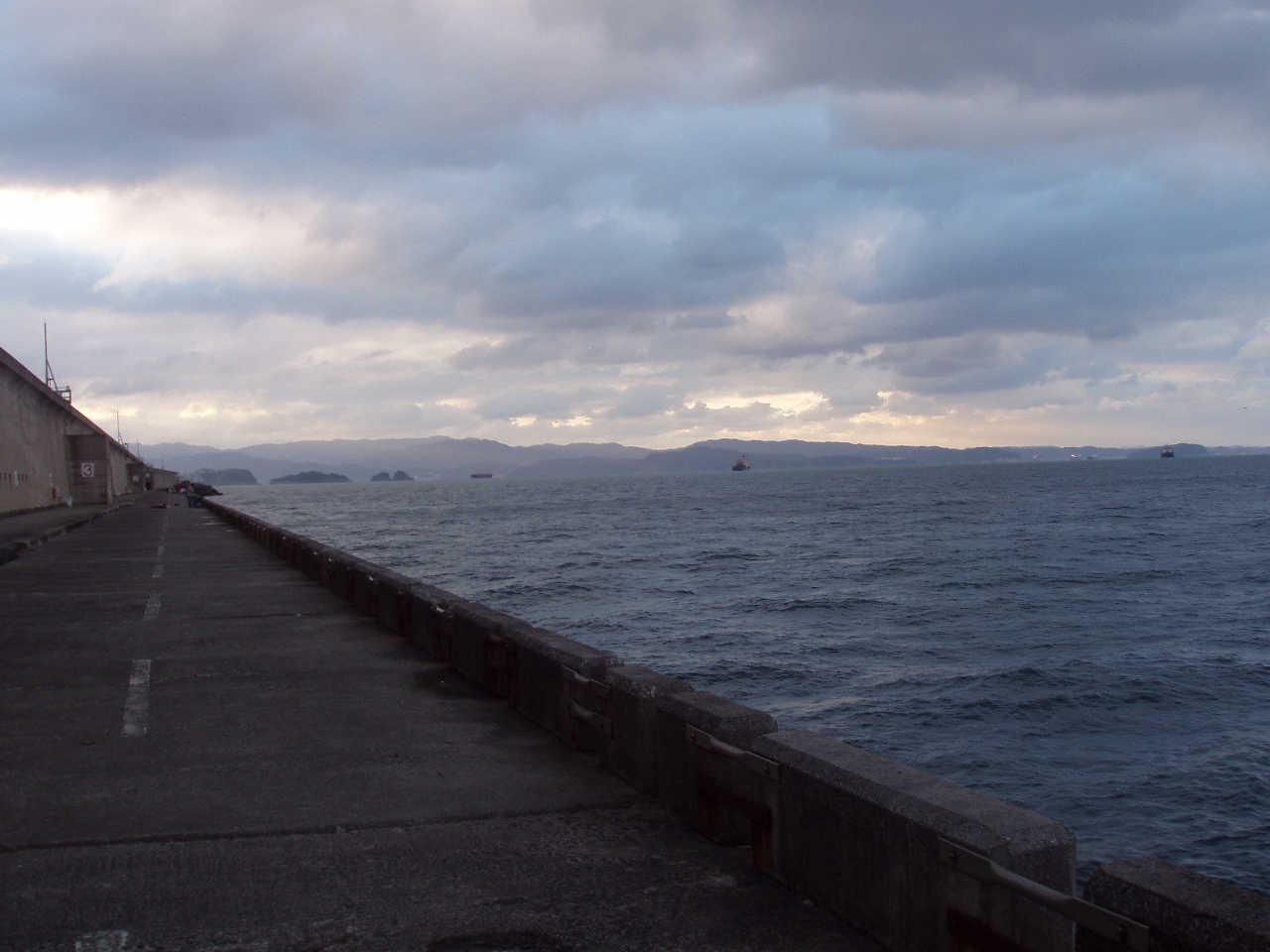 和歌山北港海釣り公園